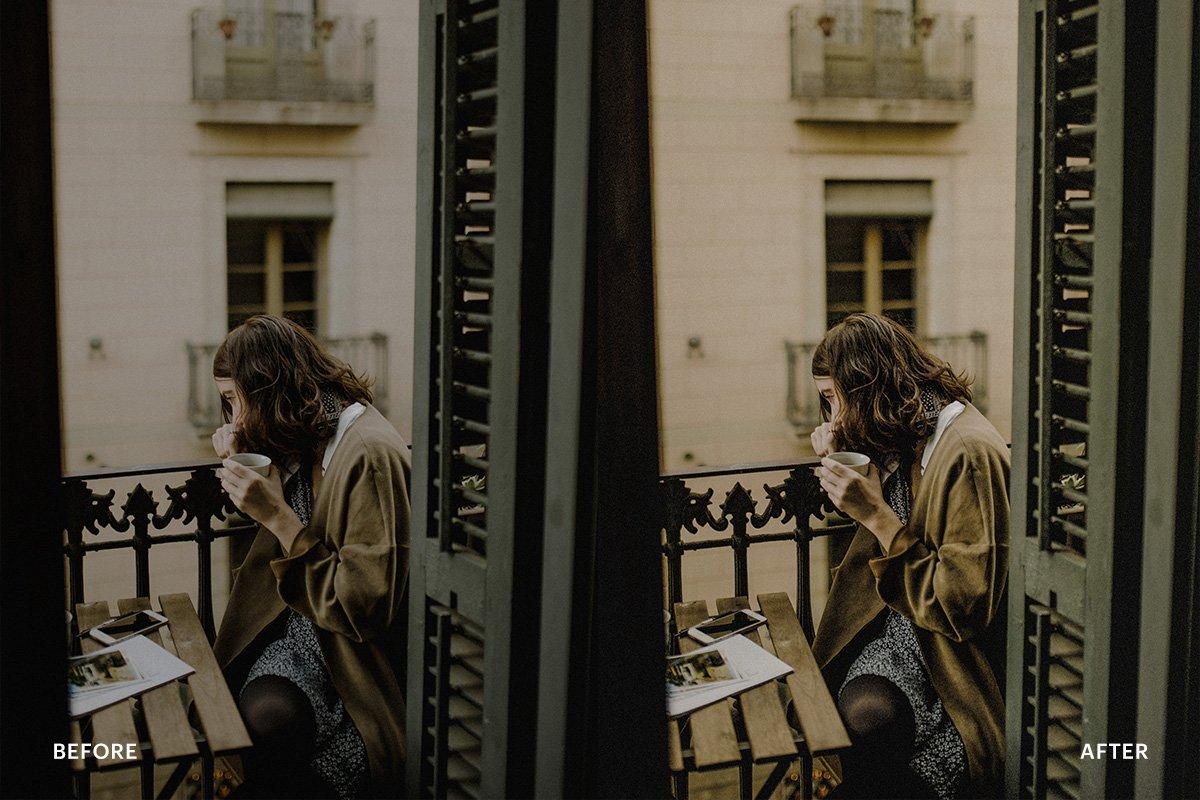 Lightroom Preset Paris Dream (DNG)