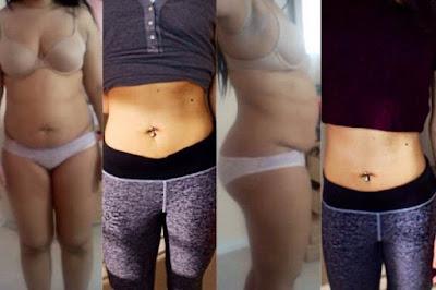 4 pasos para un vientre plano después de los 40