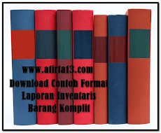 Download Contoh Format Laporan Inventaris Barang Komplit
