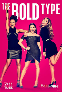 The Bold Type Series Poster