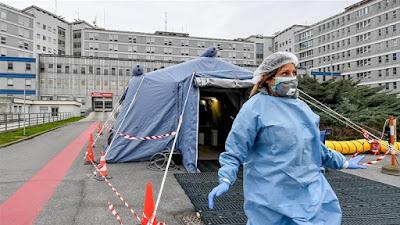 Kematian Disebabkan Virus Corona Meningkat, Italia Mempertimbangkan Zona Karantina Baru