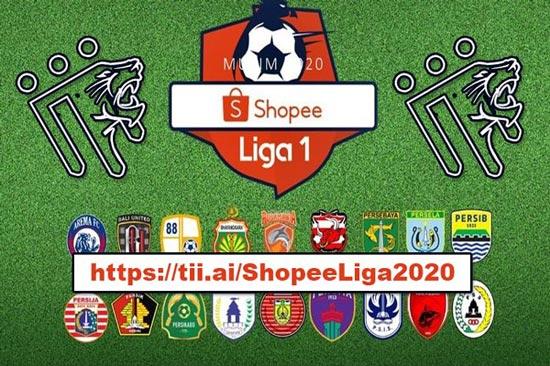 Shopee Liga 1 2020 Kitpack PES 2013
