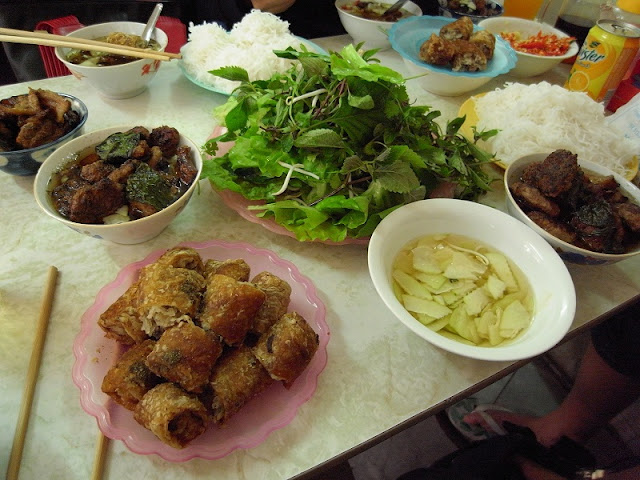 Bun Cha - How to Eat Bun Cha?