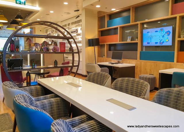 Vibrant Business Centre in Premier Inn Al Jaddaf