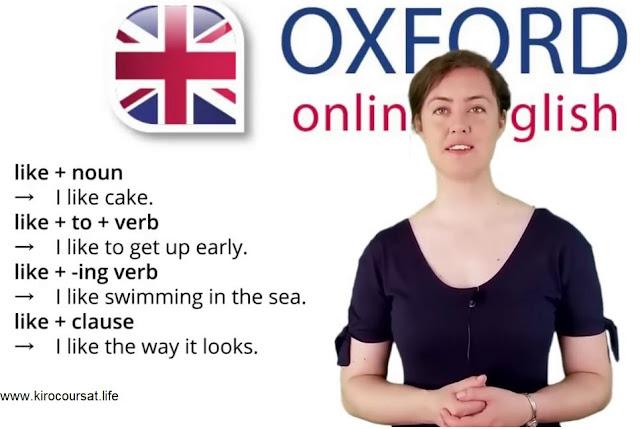 كورس تعلم الانجليزية من الصفر حتى الاحتراف من جامعة اكسفوردOxford Online English -