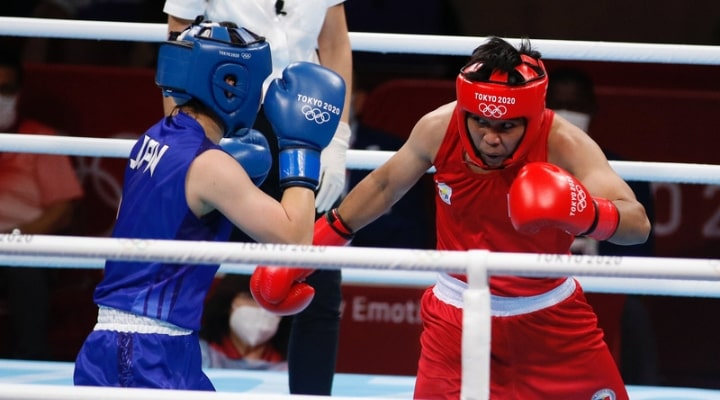 Nesthy Petecio bags Olympic silver medal in boxing