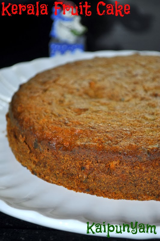Eggless Dry Fruit Cake Recipe By Sanjeev Kapoor