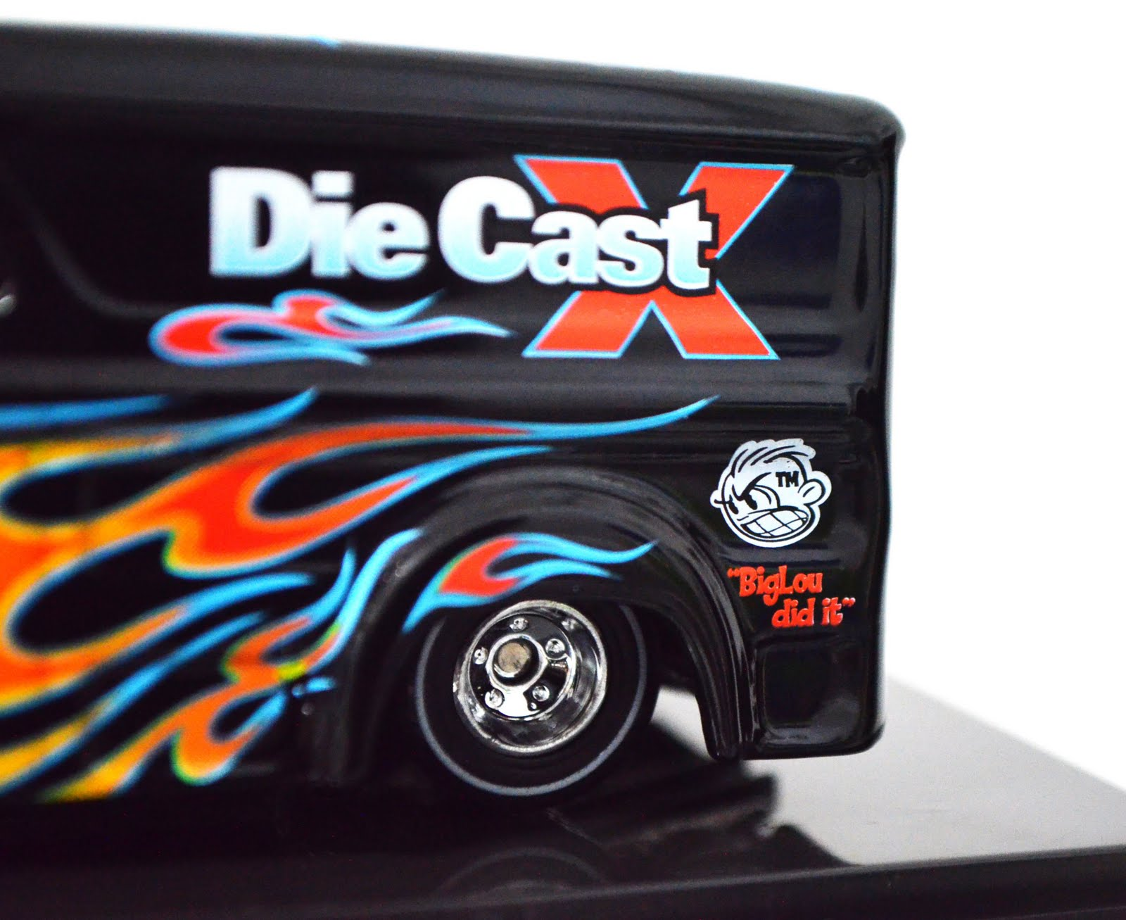 diecast space super convention dairy delivery - HD1600×1307