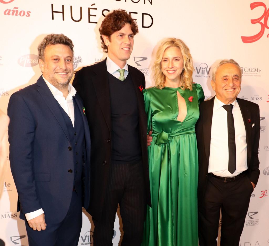 La Fundación Huésped celebró sus 30 años con la presencia de personalidades destacadas de la cultura y el espectáculo en La Rural