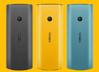 مواصفات و سعر موبايل/هاتف/جوال/تليفون نوكيا Nokia 110 4G