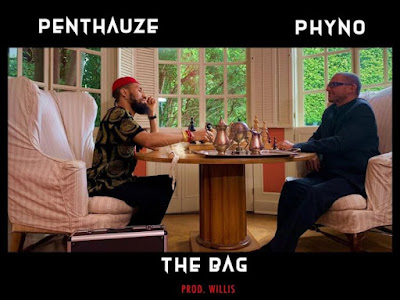 """Nigerian native rapper, Phyno returns back with a brand new groovy single titled """"The Bag""""; a follow up to 'Agu'."""