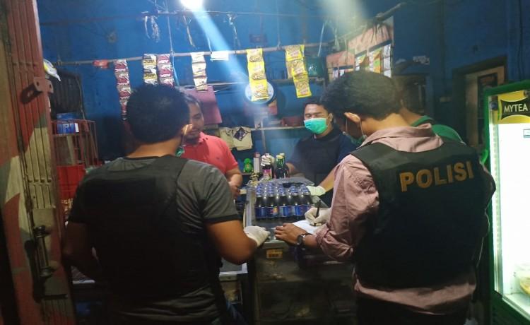 Warga Ciruas Apresiasi Langkah Kepolisian Dalam Pelaksanaan Operasi Cipkon di Tengah Pandemi