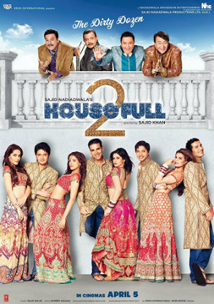 HouseFull 2 2012 Full Hindi Movie Download