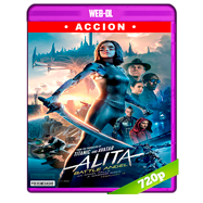 Alita: Ángel de combate (2019) WEB-DL 720p Audio Dual Latino-Ingles