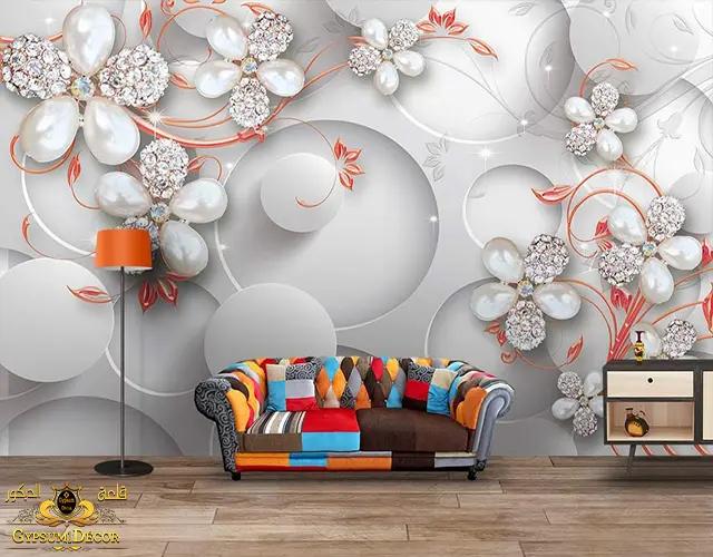 ديكور ورق الجدران