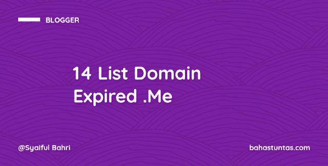 List domain Expired