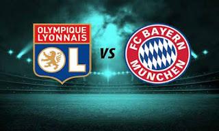 مشاهدة مباراة بايرن ميونخ وليون كورة جول بث مباشر اليوم 19-8-2020 دوري أبطال أوروبا