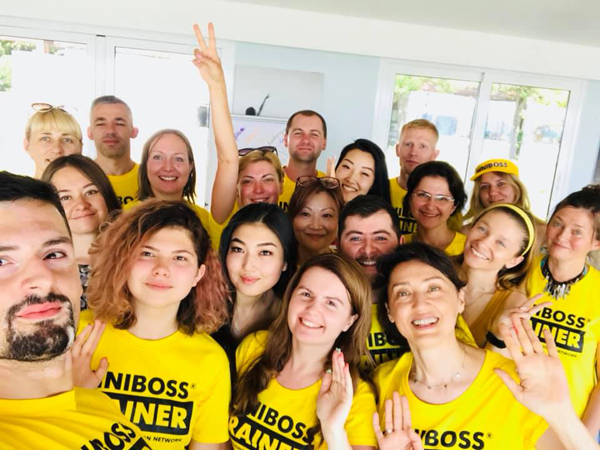 Франчайзи и педагоги MINIBOSS