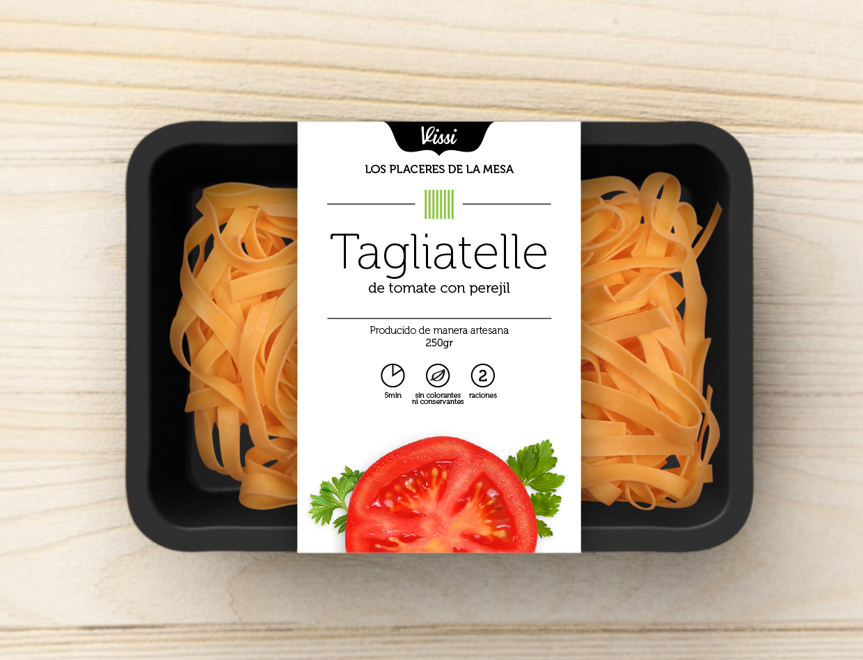 Vissi Pasta Student Project On Packaging Of The World Creative Package Design Gallery