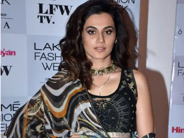 Taapsee Pannu Was Shocked After Seeing The Electricity Bill