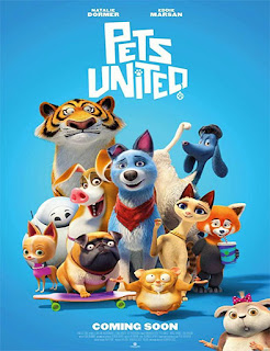 Pets United (Mascotas unidas) (2019) | DVDRip Latino HD GoogleDrive 1 Link