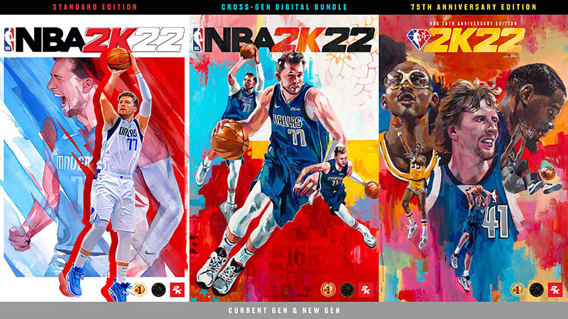 NBA 2K22 is now available in both PC and console platforms in the Philippines