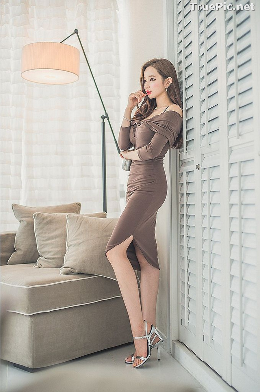 Image Lee Yeon Jeong – Indoor Photoshoot Collection – Korean fashion model – Part 18 - TruePic.net - Picture-9
