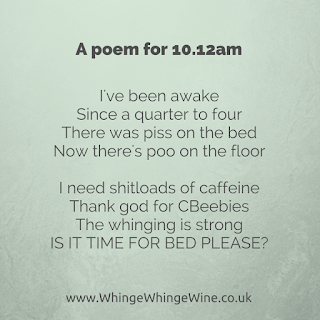 A poem for 10.12am