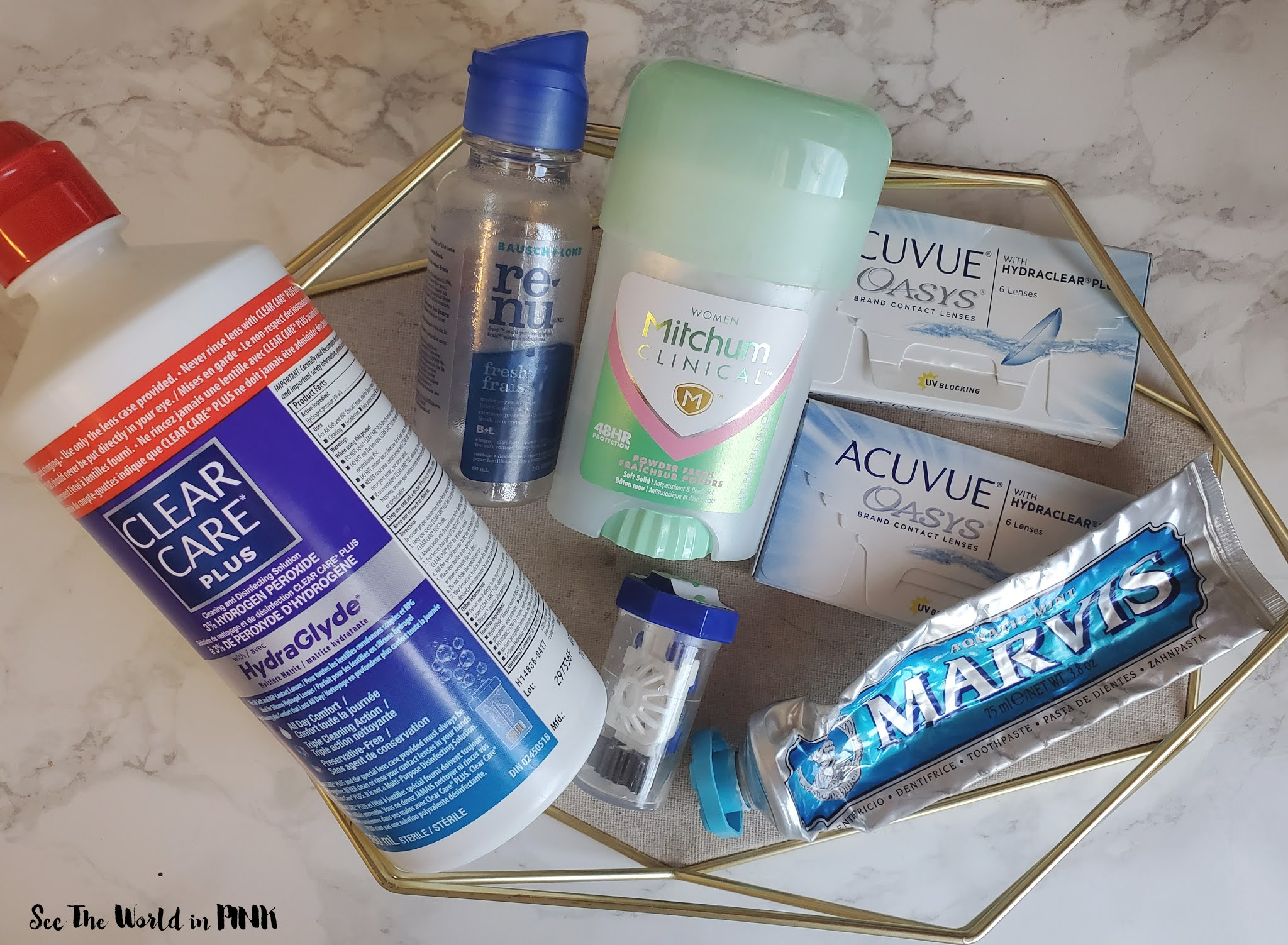 August 2020 - Monthly Empties
