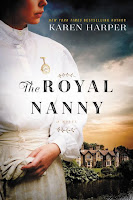The Royal Nanny by Karen Harper book cover and review