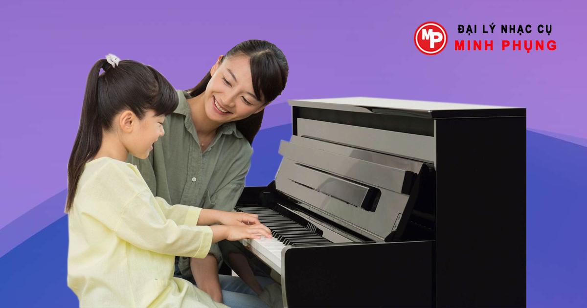 Học đàn Organ thúc đẩy sự sáng tạo