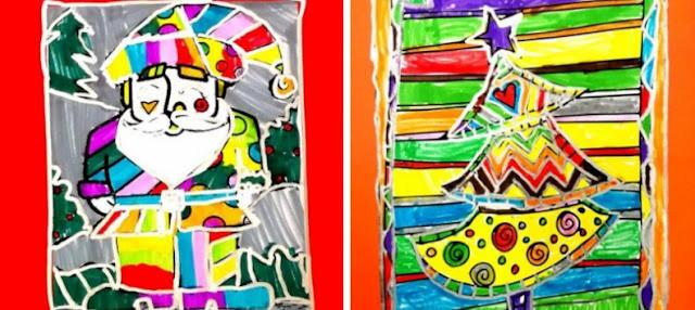 Οι μικροί μαθητές του 6ου Νηπιαγωγείου Ναυπλίου γνώρισαν το έργο του ζωγράφου και γλύπτη Romero Britto