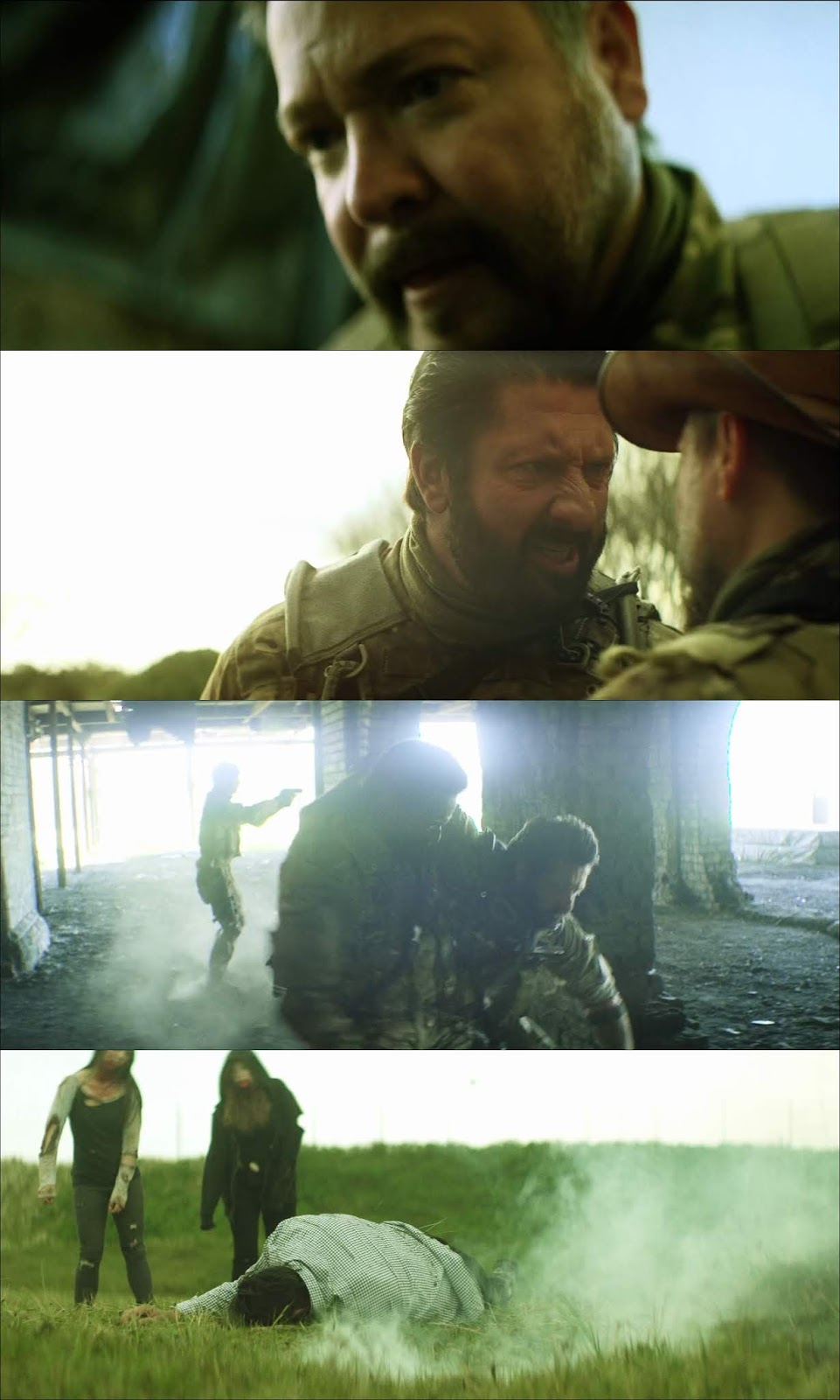 Apocalipsis Zombie (2018) HD 1080p Latino