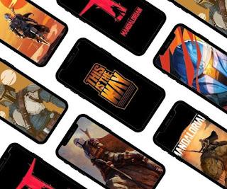 The Mandalorian phone wallpapers