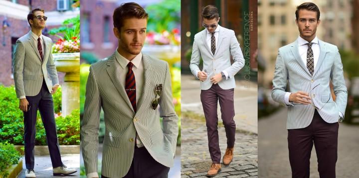 La bloguera de moda for Boda en jardin como vestir hombre