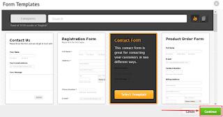 Cara Membuat Form Kirim Artikel di Blog Mudah