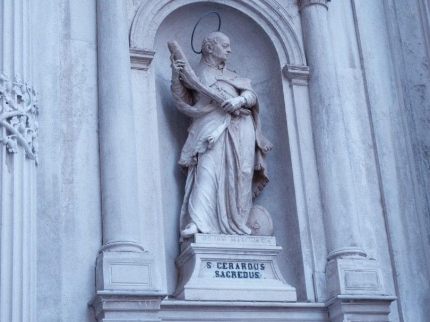 Santo Uskup Gerardus Sagredo