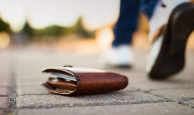 Τρίκαλα: Στρατιωτικός βρήκε πορτοφόλι με 1.000€ και το παρέδωσε στην ηλικιωμένη κάτοχο!