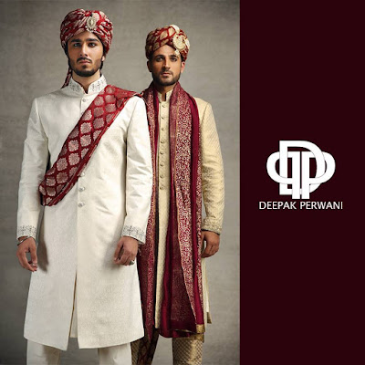 deepak-perwani-latest-wedding-sherwani-collection-2016-for-groom-4