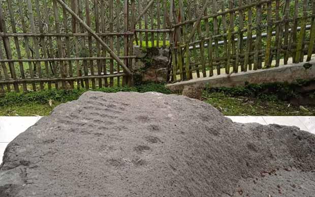 batu watu dakon punten kota batu