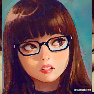 whatsapp dp for girls cartoon