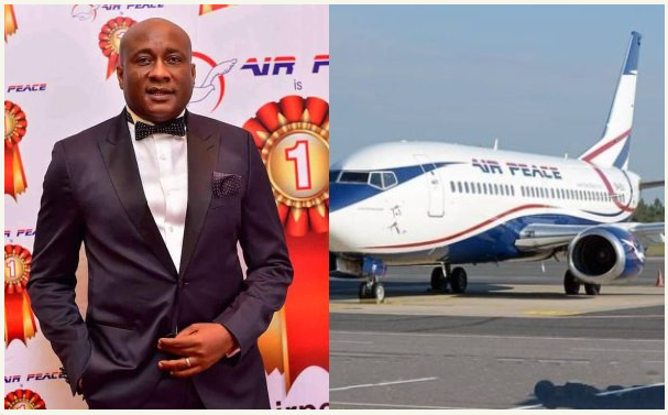 Air Peace Boss' Case Goes Tough As EFCC Seizes His Passports and Restricts His Movement