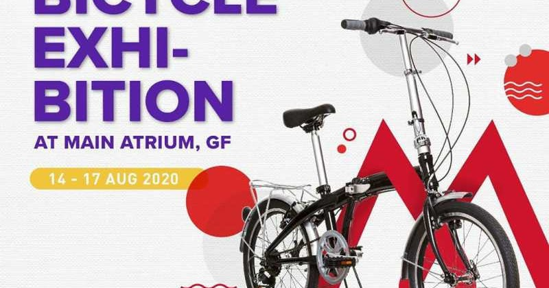 Mall Of Indonesia Moi Highlights Promo Pameran Sepeda Di Main Atrium Gf 14 17 Agustus 2020 Scanharga