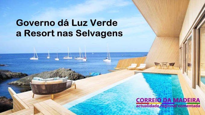 Resort nas Selvagens