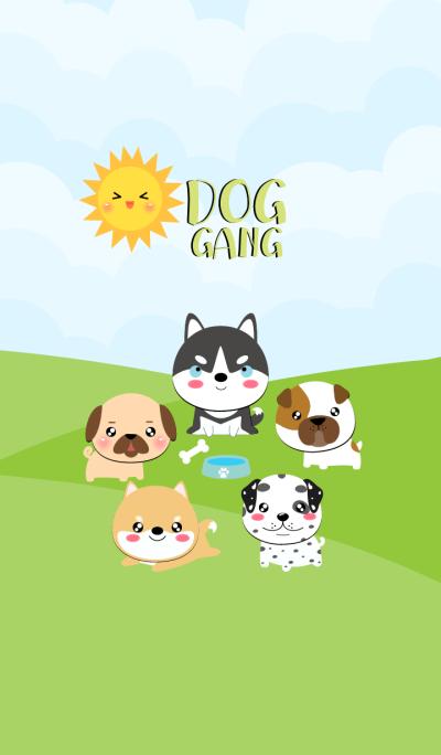 Dogs Gang Theme