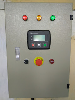 Mmelayani pembuatan panel amf