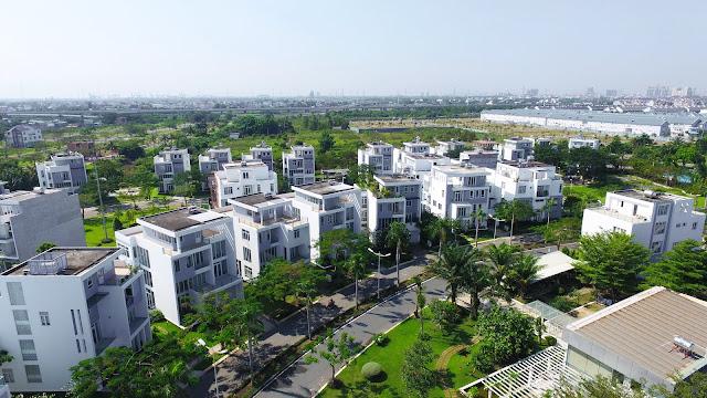 Nhu cầu mua nhà phố tăng vọt vì biến động giá vàng