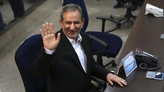 10 Ribu Orang Terinfeksi, Wapres Senior dan 2 Menteri Iran Positif Corona