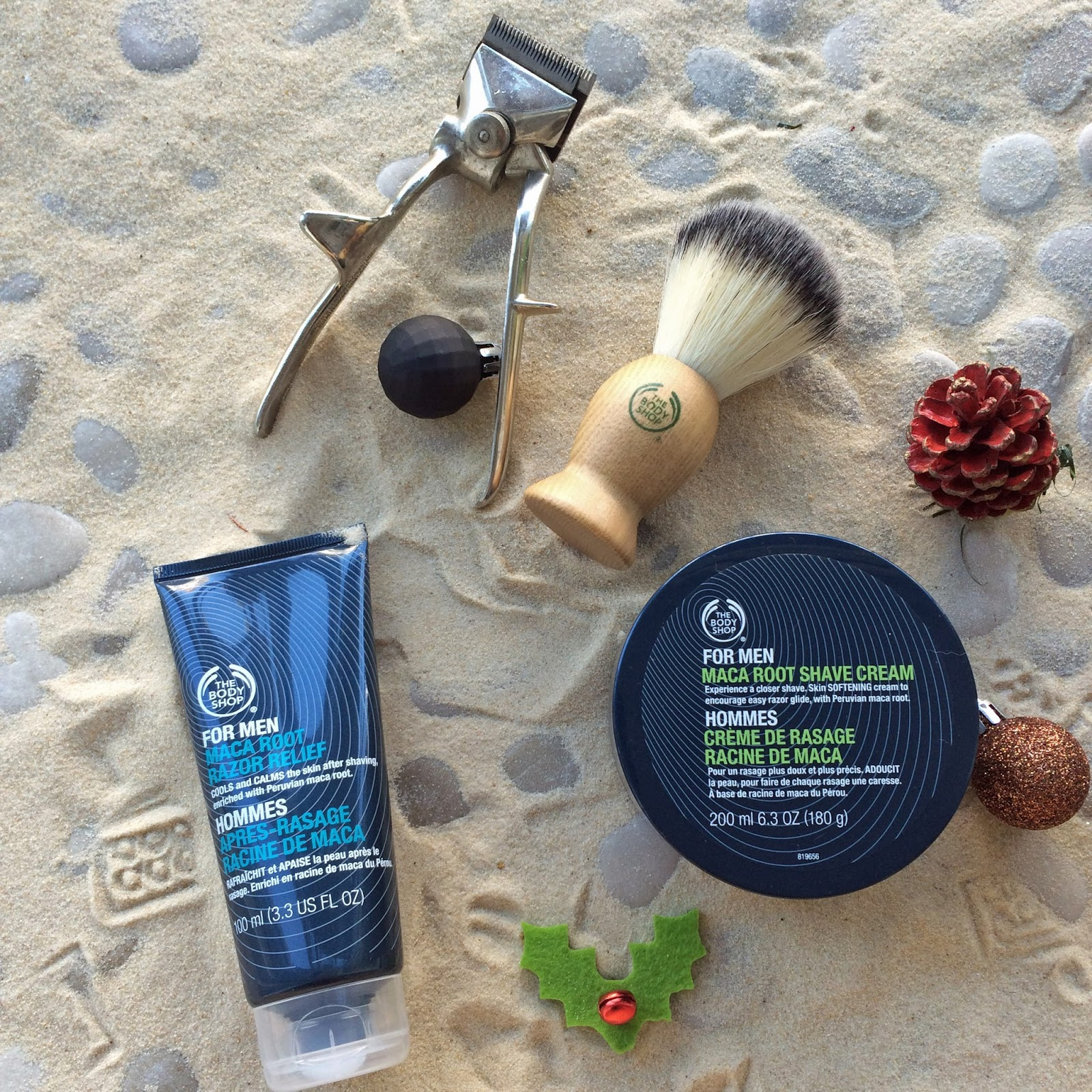 Beauty |The Body Shop #24DaysOfHappiness Mens Grooming