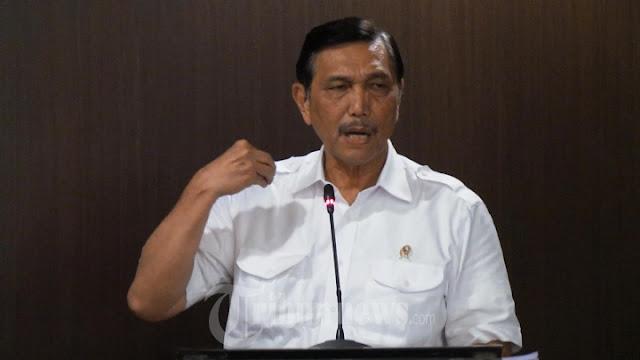 Luhut Soal Hoax 'Cium Kaki Prabowo': Kita Siap Tuntut!